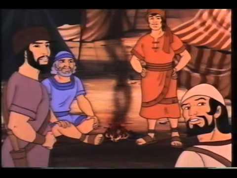Le storie della bibbia davide e golia cartoni youtube