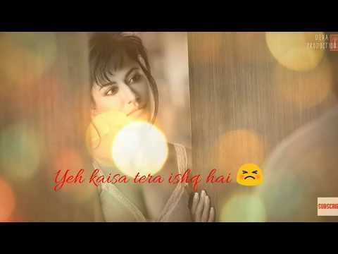 I me aur Mai - Saajna lyrics video for WhatsApp Status Video's
