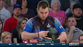 PBA Bowling Tour Finals Positioning Round 1 05 22 2018 (HD)