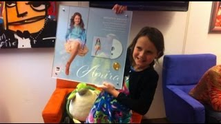 Amira Willighagen - Gold Award for CD Album - 14 April 2014