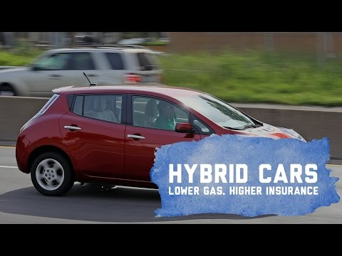 Hybrid Cars | Lower Gas, Higher Insurance