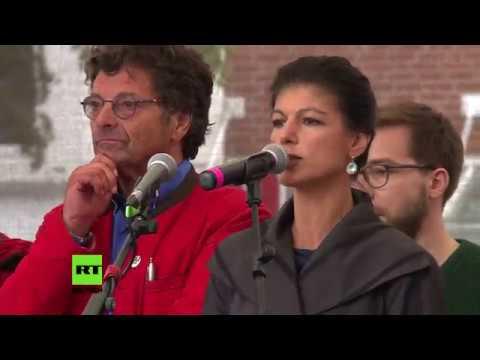 """""""NATO in die Rente""""  - Dieter Dehm über linken Wahlkampf und Zugpferd Sahra Wagenknecht"""