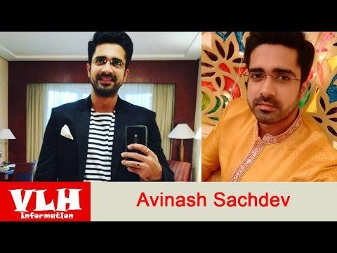 Avinash Sachdev Pemeran  Shlok dalam Film Astha dan Shlok di SCTV