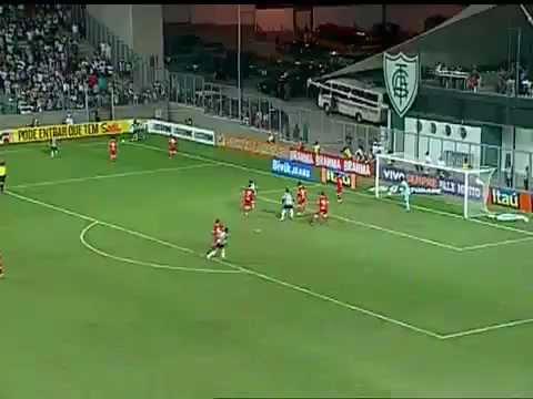 Atlético-MG 5 x 1 Nautico - Brasileirão Série A 2012 - 23/06/2012