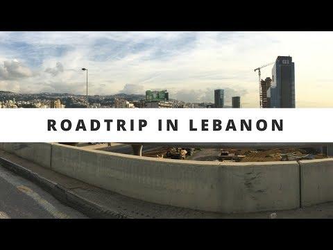 Roadtrip around Lebanon~