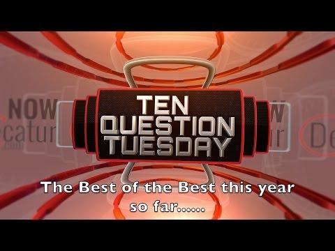 Ten Question Tuesday - Best of 2015 So Far