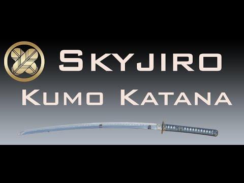 Skyjiro Kumo Katana Review (First attempt with Weapon Dynamics Computer)