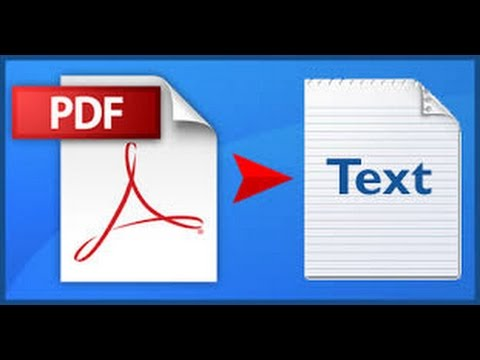 How To Convert .PDF File To  Text File in C# Windows Forms