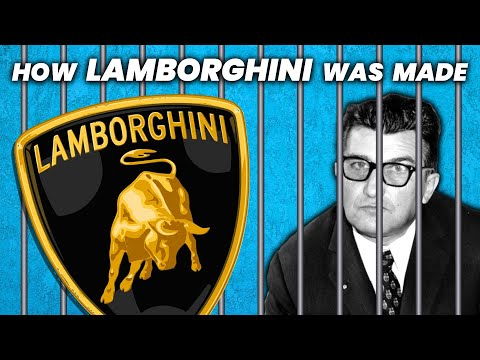 The Prisoner Who Invented Lamborghini