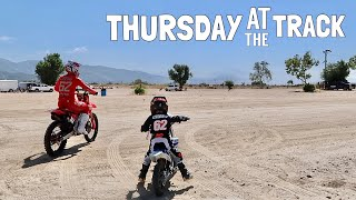 THURSDAY AT THE TRACK   Family track day at Glen Helen Raceway
