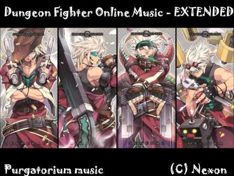 DFO Music Extended: Purgatorium *Pre-Revolution* (10 Min.)