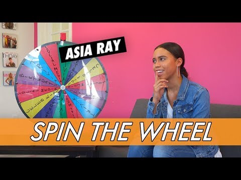 Asia Ray - Spin The Wheel