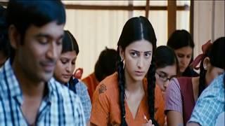 3 movie song_Una Pethavan Una Pethana Senjana/  CAST  : Dhanush / Music : Anirudh