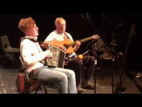 John Mc Cann  button accordion All Ireland Fleadh  winner