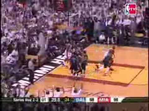 Top 10 Plays of the NBA Finals 2005-2006