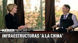Infraestructuras 'a la china' - Keiser report en español (E1192)