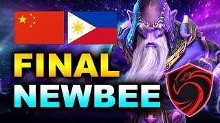 NEWBEE vs CIGNAL - GRAND FINAL - WCG 2019 DOTA 2