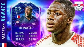 SHOULD YOU DO THE SBC?! 82 ROAD TO THE FINAL KONATE REVIEW!! FIFA 20 Ultimate Team