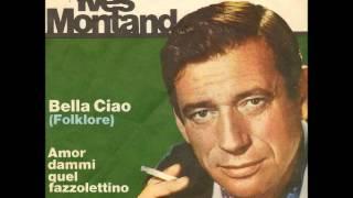 Yves Montand - Amor dammi quel fazzolettino (1963) Video