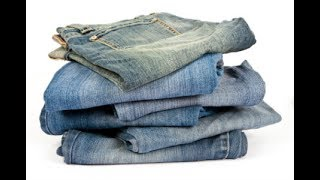 waste jeans into crafts/best recycling ideas for home decoration