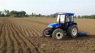 New Holland 6500 4WD AC  in Sandhu Farms Sakkanwali