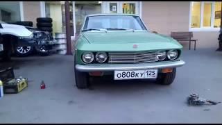 1965г Nissan Silvia первый запуск, лютый Запорожец выручает