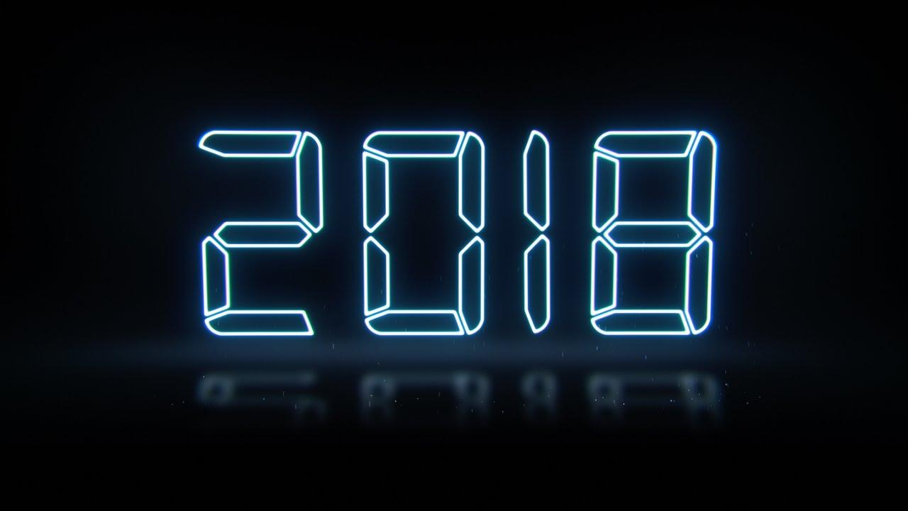 2018 new years youtube