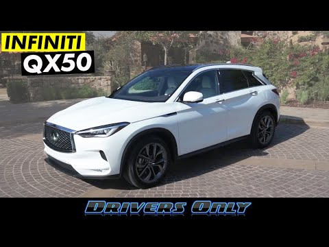 2019 Infiniti QX50 Review - Fantastic Luxury Compact SUV