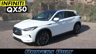 2019 Infiniti QX50 Review - Is This the BEST Grown-Up SUV?