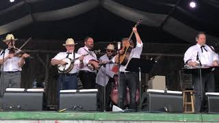 "Earls of Leicester with Jerry Douglas ""What's Good For You Should Be Alright For Me"" at Jazz Fest"