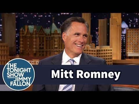 Mitt Romney's Grandson Is Training Him for His Evander Holyfield Fight