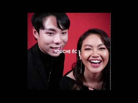 EH! Challenge With YSL Beauty ft. Shiyo & Daiyan Trisha