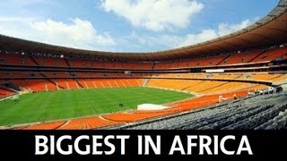 Top 10 Biggest Stadiums in Africa (By Capacity)