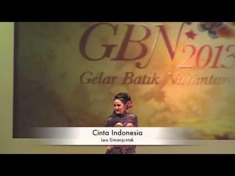 Lea Simanjuntak  - Cinta Indonesia