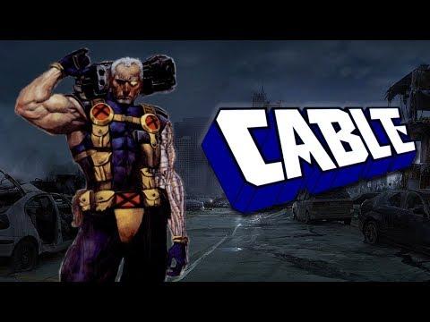 Cable - Badass dal Futuro