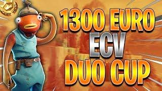 ECV DUO CUP FT BERKII / FORTNITE NEDERLANDS !sponsor !chat