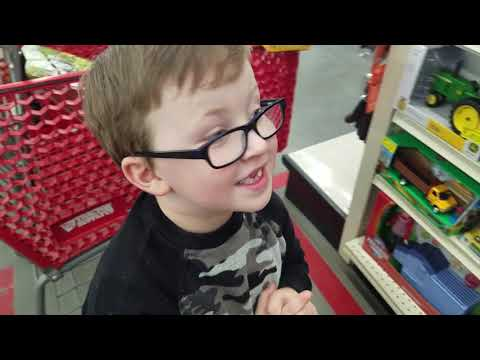 BUYING TOYS @ TRACTOR SUPPLY!!!