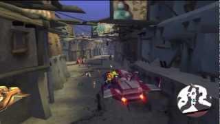 Jak II ps2 HD720p Gameplay part 2