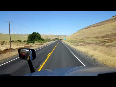 BigRigTravels LIVE! - Pataha to Jackson, Washington US Highw