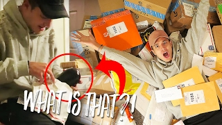 DIDN'T CHECK OUR PO BOX FOR A WEEK...THIS IS ...