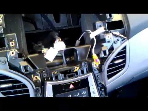 2012 Elantra GLS Dash Removal, Adding Subwoofer, Adding Line