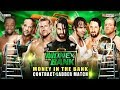 WWE Money in the bank Ladder match 2014 Seth Rollins wins Money in the bank