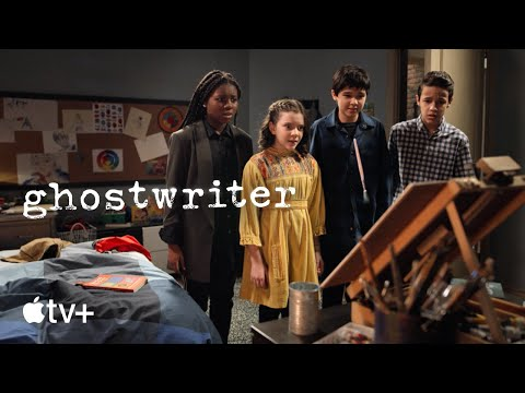 Ghostwriter — Season 2 Official Trailer l Apple TV+