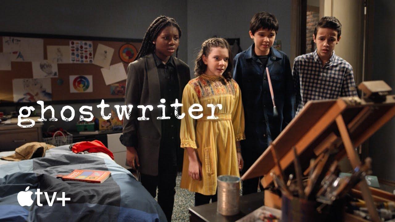 Ghostwriter — Season 2 Official Trailer l Apple TV+