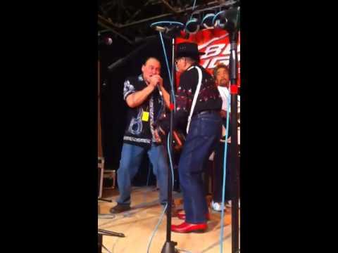 Mingo Saldivar Tejano Conjunto Festival Video 1 San Antonio TX  2011