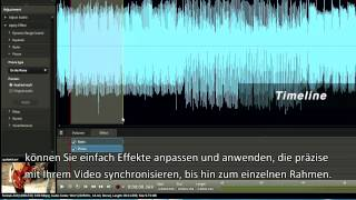 CyberLink AudioDirector Intro Video (Deutsch)