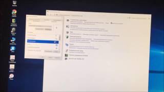 Как убрать колесико загрузки справа от курсора мышки в Windows 10