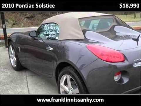 2010 pontiac solstice used cars columbia ky