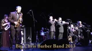 Rent Party Blues - Big Chris Barber band in Gouda 2013