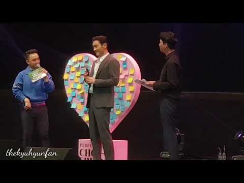 190810 SIWON 1ST FANMEETING IN JKT (2)